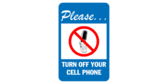 Please turn off your cell phone