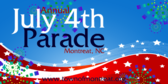 Annual July 4 Parade