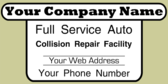 Collision Services