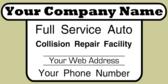 Collision Services