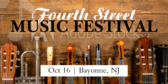 Fourth Street Music Festival
