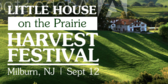 Little House on the Prairie Harvest Festival