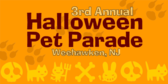 Halloween (Annual Pet Parade)