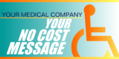 Generic No Cost Message