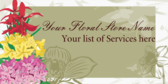 Floral Store Services