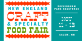 Craft & Specialty Food Fair