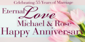 Eternal Love, Happy Anniversary