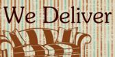 We Deliver Furniture