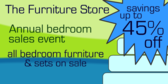 Annual Bedroom Sale