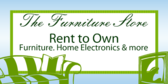 Rent to Own Furniture Blue and Gree