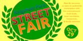 Street Fair Emblem