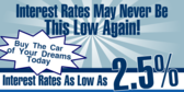 Car Interest Rates