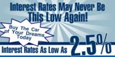 Car Interest Rates