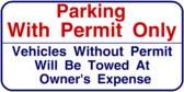 Permit Parking