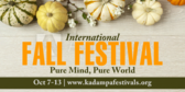International Fall Festival
