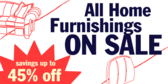 Home Furnishing Sale