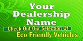 Dealership Eco Friendly