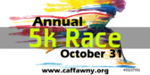 Annual 5k Race & Run/Walk