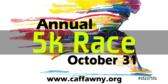 Annual 5k Race & Run/Walk