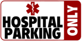 Hospital Parking Only