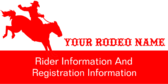 Rider Information and Registration Information