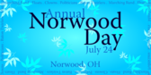 Annual Norwood Day