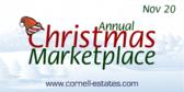 Annual Christmas Marketplace Bazaar