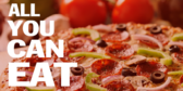 All You Can Eat Pizza Buffets