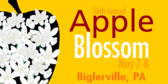 Annual Apple Blossom Festival