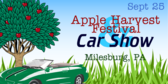 Annual Apple Harvest Festival and Car Show