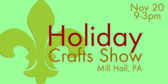 Holiday Crafts Show