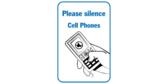 Please silence cell phones