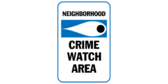 Neighborhood crime watch area