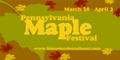 Annual Maple Festival