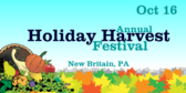Annual Holiday Harvest Festival