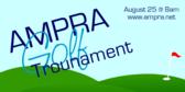Annual AMPRA Golf Tournament