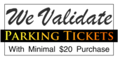 Validate Parking Tickets
