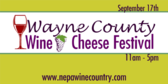 Annual Wine and Cheese Festival