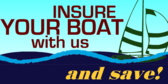insurance boat insurance signs