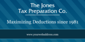 Corporate Tax Preparation