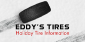 Company Holiday Tire Information