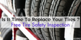 Is It Time To Replace Your Tires