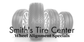 Tire Company Wheel Alignment Message