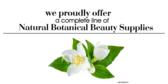 Natural Beauty Supplies