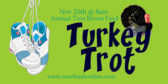Annual Two River Ford Turkey Trot