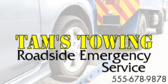 Roadside Emergency Service