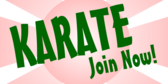 Karate You Join Now