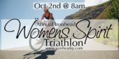 Annual Ironhead Womens Sprint Triathlon