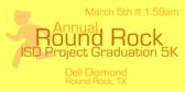 Annual Project Graduation 5K