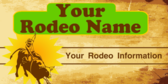 Rodeo Name And Information